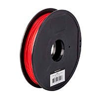 Monoprice MP Select PLA Plus+ Premium 3D Filament 1.75mm 0.5kg/spool, Red