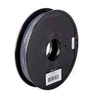 Monoprice MP Select PLA Plus+ Premium 3D Filament 1.75mm 0.5kg/spool, Gray