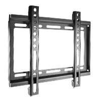 Monoprice Select Series Fixed TV Wall Mount Bracket For TVs Up to 42in, Max Weight 77lbs, VESA Patterns Up to 200x200, UL Certified