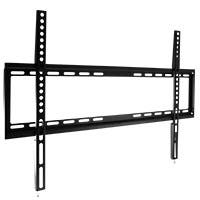 Monoprice Select Series Fixed TV Wall Mount Bracket For TVs 46in to 70in, Max Weight 77lbs, VESA Patterns Up to 600x400, UL Certified