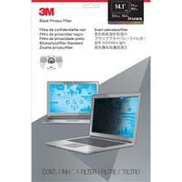 """3M Privacy Screen Filter Black - For 14.1""""Notebook"""