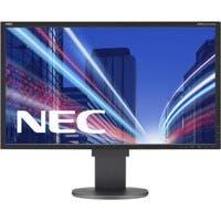 """NEC EA224WMi-BK 22"""" Black Widescreen IPS Monitor, 1920 x 1080, 1000:1, 250cd/m2"""