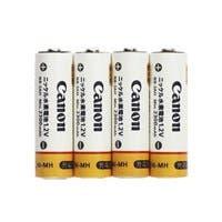Canon NB4-300 Nickel-Metal Hydride AA Size Digital Camera Battery - Nickel-Metal Hydride (NiMH) - 1.2V DC