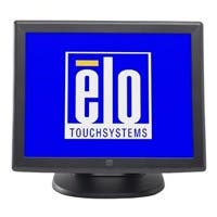 "Elo 1000 Series 1515L Touch Screen Monitor E700813 - 15"" - Surface Acoustic Wave - 1024 x 768 - 4:3 - Dark Gray"