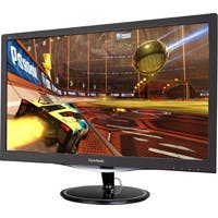 "ViewSonic VX2257-MHD 22"" Full HD 1080P Monitor, 1000:1, 250cd/m2, HDMI&VGA Display Port, Built-in Internal Speaker, VESA Mountable"