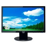 """ASUS VE198T Black 19"""" 5ms LED BackLight LCD Monitor w/ Speakers 250 cd/m2 ASCR 10,000,000:1"""
