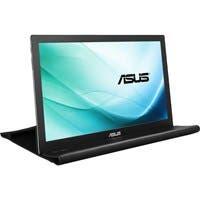 "Asus MB169B+ 15.6"" LED LCD Monitor - 16:9 - 14 ms - 1920 x 1080 - 200 Nit - 700:1 - Full HD - USB - Silver, Black - WEEE, RoHS"