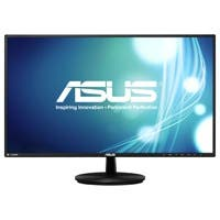 """ASUS VN279Q Black 27"""" 5ms (GTG) HDMI Widescreen LED Backlight Ultra Wide View Monitor 300 cd/m2 100,000,000:1"""