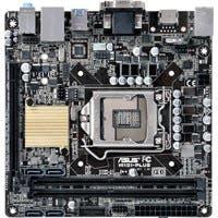ASUS H110I-PLUS/CSM LGA 1151 Intel H110 HDMI SATA 6Gb/s USB 3.0 Mini ITX Intel Motherboard