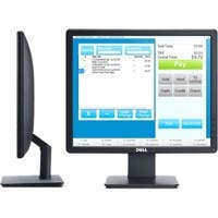 "Dell E1715S TN 5ms 17"" 1280 x 1024 HD LED Backlight Monitor With PowerNap Technology, 250 cd/m2 1000:1,Tilt Adjustment, VESA Mountable, VGA/DP"