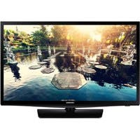 "Samsung 690 HG28NE690AF 28"" Hospitality LED-LCD TV - 16:9 - HDTV 1080p - Black - ATSC - 1366 x 768 - Dolby Digital Plus, Virtual Surround, DTS - 10 W RMS - Direct LED - Smart TV - 3 x HDMI"