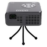 AAXA Technologies P5 DLP Projector - 720p - HDTV - 16:9 - Front - LED - 15000 Hour Normal Mode - 1280 x 720 - WXGA - 1,000:1 - 300 lm - HDMI - USB - 25 W