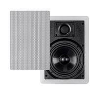 Aria In-Wall Speakers 6.5in Polypropylene 2-Way (pair)