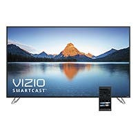 "VIZIO M65-D0 65"" Class (64.5"" Diag.) LED 2160p Chromecast Built-in 4K Ultra HD Home Theater Display with High Dynamic Range (HDR) - Black"