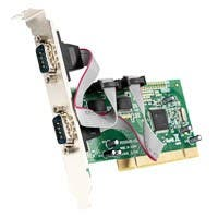 NetMos 2 Port Dual Serial Port PCI 32-bit Card