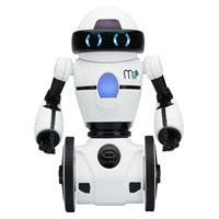 WowWee MiP - White and Black - MiP Robot - Download Free iOS Or Android MiP App For More Fun - Dual Balancing On Two Wheels - White and Black - Path Tracking - 19692