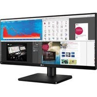 "LG 29UB67-B 29"" LED LCD Monitor - 21:9 - 5 ms - 2560 x 1080 - 16.7 Million Colors - 300 Nit - 5,000,000:1 - UW-UXGA - Speakers - DVI - HDMI - DisplayPort - USB - 37 W - Matte Black"