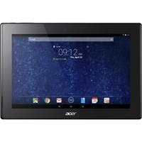 "Acer ICONIA Tab 10 A3-A30-18P1 16 GB Tablet - 10.1"" - In-plane Switching (IPS) Technology - Wireless LAN - Intel Atom Z3735F Quad-core (4 Core) 1.33 GHz - 2 GB DDR3L SDRAM RAM - Android - Slate - 1920"