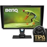 "BenQ SW2700PT 27"" LED LCD Monitor - 16:9 - 5 ms - 2560 x 1440 - 1.07 Billion Colors - 350 Nit - 20,000,000:1 - WQHD - DVI - HDMI - DisplayPort - 36.70 W - Black - ENERGY STAR 6.0"