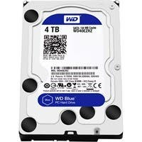 WD Blue 4TB Desktop Hard Disk Drive - 5400 RPM SATA 6Gb/s 64MB Cache 3.5 Inch - WD40EZRZ