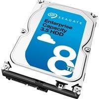 """Seagate ST8000NM0045 8 TB 3.5"""" Internal Hard Drive - SATA - 7200rpm - 256 MB Buffer 20649"""