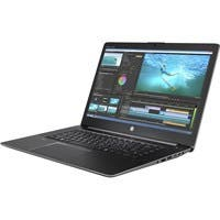 "HP ZBook Studio G3 15.6"" (In-plane Switching (IPS) Technology) Mobile Workstation Ultrabook - Intel Core i7 (6th Gen) i7-6700HQ Quad-core (4 Core) 2.60 GHz - Space Silver - 8 GB DDR4"