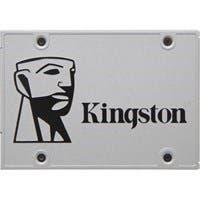 """Kingston SSDNow UV400 120 GB 2.5"""" Internal Solid State Drive - SATA - 550 MB/s Maximum Read Transfer Rate - 350 MB/s Maximum Write Transfer Rate"""