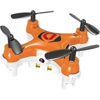 MYEPADS Mini Drone Mirage - 2.40 GHz - Battery Powered - 0.10 Hour Run Time - 164.04 ft Operating Range - 4 Channel - RF