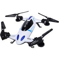 MYEPADS Toy Drone Vehicle - 2.40 GHz - Battery Powered - 0.25 Hour Run Time - 328.08 ft Operating Range - 4 Channel - RF