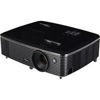 Optoma HD142X 3D DLP Projector - 1080p - HDTV - 16:9 - Ceiling, Front - 195 W - 5000 Hour Normal Mode - 6000 Hour Economy Mode - 1920 x 1080 - Full HD - 23,000:1 - 3000 lm - HDMI - USB
