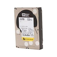 WD Re 2TB Datacenter Capacity Hard Disk Drive - 7200 RPM Class SAS 6Gb/s 32MB Cache 3.5 inch WD2001FYYG 21458