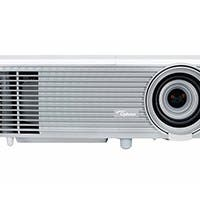 Optoma W355 3D DLP Projector - 720p - HDTV - 16:10 - Ceiling, Front - 195 W - 5000 Hour Normal Mode - 6000 Hour Economy Mode - 1280 x 800 - WXGA - 22,000:1 - 3600 lm