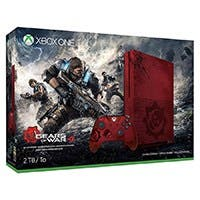 Microsoft Xbox One S 2TB Console Gears of War 4 Limited Edition