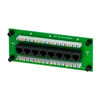 Monoprice 8-Port Cat5e Data Module