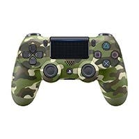 Sony DualShock 4 Wireless Controller for the Playstation 4 (PS4) 2016 Version - Green Camo