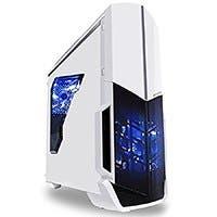 SkyTech Archangel ST-FX6300-8GB1TB-GTX750TI Gaming Computer AMD FX-6300 3.5 GHz 6-Core 2GB Graphic, 1TB 7200RPM Hard Drive, 8GB DDR3, 24X DVD, Win 10