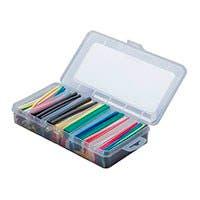 Monoprice Heat Shrink Tubing Kit, Various Colors