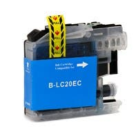 Monoprice Compatible Brother LC20EC Inkjet-Cyan (Extra High Yield)