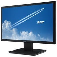 """Acer V246HQL 23.6"""" LED LCD Monitor - 16:9 - 5 ms - 1920 x 1080 - 16.7 Million Colors - 300 Nit - 100,000,000:1 - Full HD - DVI - VGA - Black"""
