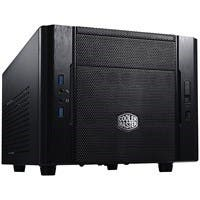 Cooler Master Elite 130 - Mini-ITX Computer Case with Mesh Front Panel and Water Cooling Support - Cooler Master Elite 130