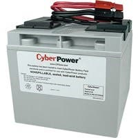 CyberPower RB12170X2A UPS Replacement Battery Cartridge for PR1500LCD - 17000 mAh - 12 V DC - Sealed Lead Acid - Leak Proof/Maintenance-free - 3 Year Minimum Battery Life - 5 Year Maximum Battery Life