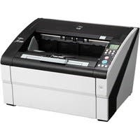 Fujitsu fi-6800 Sheetfed Scanner - 600 dpi Optical - 24-bit Color - 8-bit Grayscale - 130 - 130 - USB