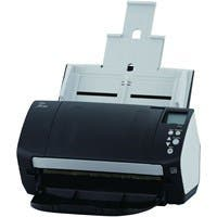 Fujitsu fi-7160 Sheetfed Scanner - 600 dpi Optical - 24-bit Color - 8-bit Grayscale - 60 - 60 - Duplex Scanning - USB