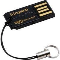 Kingston USB microSD High Capacity Card Reader - microSD High Capacity (microSDHC) - USB