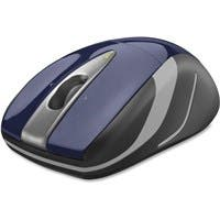 Logitech Wireless Mouse M525 - Optical - Wireless - Radio Frequency - Blue, Black - USB - 1000 dpi - Computer - Scroll Wheel - 3 Button(s) - Symmetrical