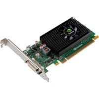 PNY Quadro NVS 315 Graphic Card - 1 GB DDR3 SDRAM - PCI Express 2.0 x16 - Low-profile - Single Slot Space Required - 64 bit Bus Width - 2560 x 1600 - Fan Cooler - DirectX 11.0, OpenGL 4.3, OpenCL, Dir