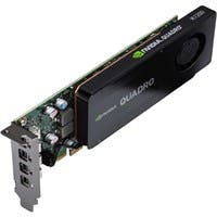 PNY Quadro K1200 Graphic Card - 4 GB GDDR5 - PCI Express 2.0 x16 - Low-profile - Single Slot Space Required - 128 bit Bus Width - 4096 x 2160 - Fan Cooler - OpenGL 4.5, DirectX 12, DirectCompute, Open