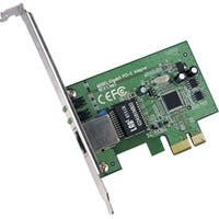 TP-LINK TG-3468 10/100/1000Mbps Gigabit PCI Express Network Adapter - PCI Express x1 - 1 Port(s) - 1 x Network (RJ-45)