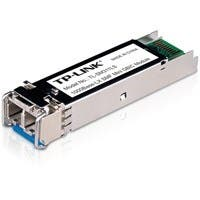 TP-LINK TL-SM311LS Gigabit SFP module, Single-mode, MiniGBIC, LC interface, Up to 10km distance - 1 x 1000Base-X