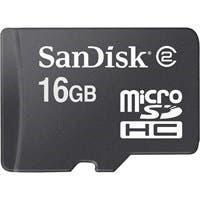 SanDisk SDSDQM-016G-B35 16 GB microSDHC - Class 4 - 1 Card
